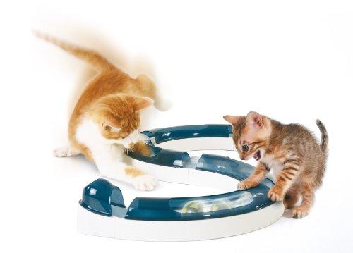 Catit 50730 Senses Spielschiene für Katzen