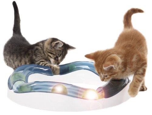 Catit 50735 Senses Tempo – Spielschiene für Katzen