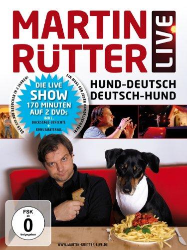 Martin Rütter – Live: Hund-Deutsch / Deutsch-Hund [2 DVDs]