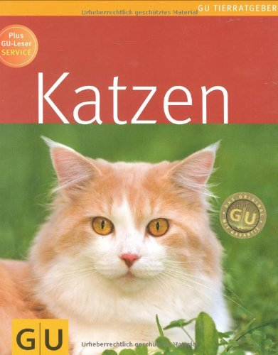 Katzen (GU TierRatgeber)