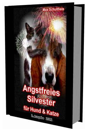 Sylvester angstfrei mit Haustieren verbringen